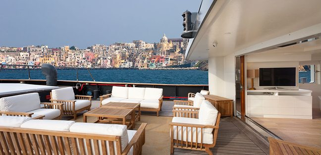 Vervece Charter Yacht - 4