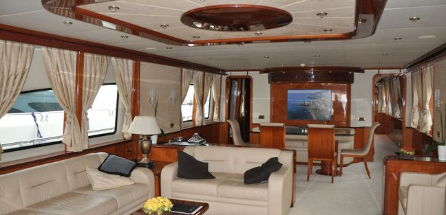 Blue Wave Charter Yacht - 4