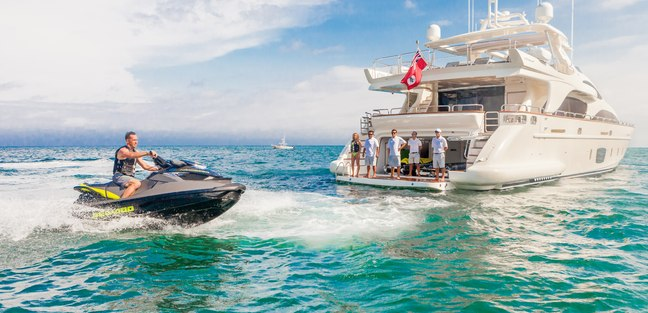 Amanecer Charter Yacht - 2