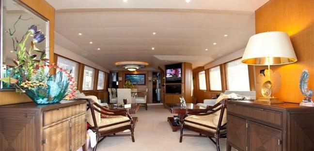 Seychelle Charter Yacht - 2