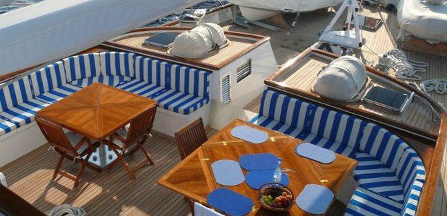 Queen Nefertiti Charter Yacht - 5