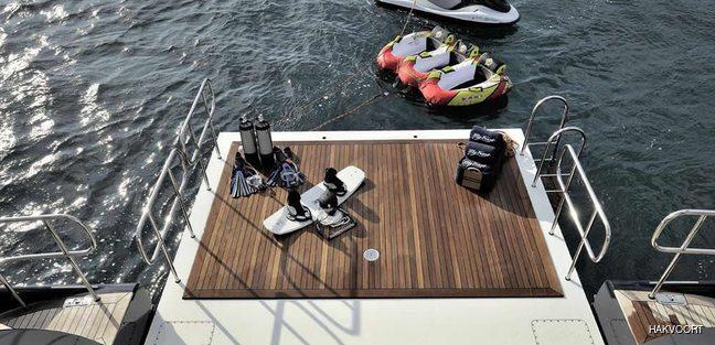 Awatea Charter Yacht - 5