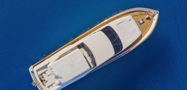 Barbarossa Moratti Charter Yacht - 7