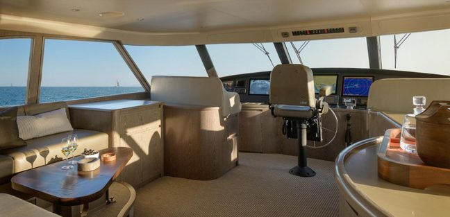 Ata Rangi Charter Yacht - 8