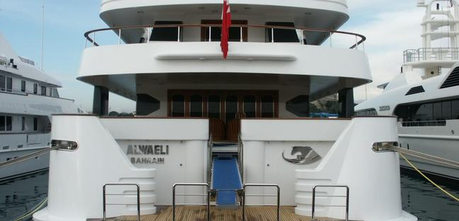 Alwaeli Charter Yacht - 4