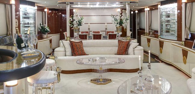 Smiles of London Charter Yacht - 6