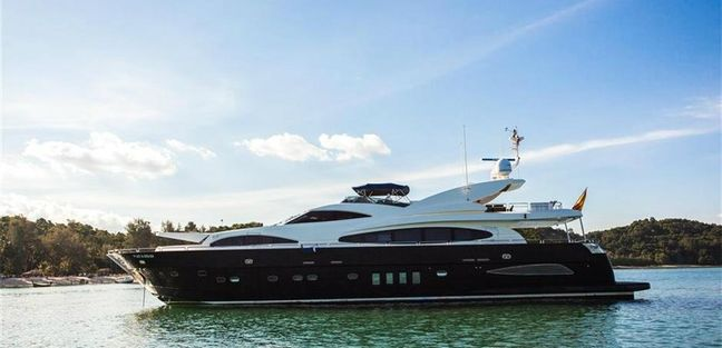 Blosson Charter Yacht