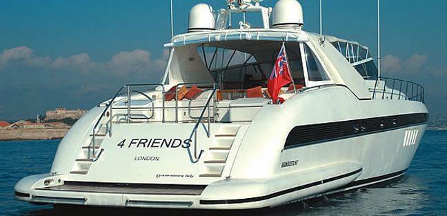 Silaos III Charter Yacht - 4