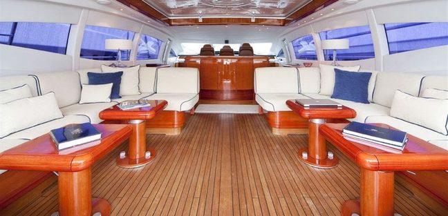 Grazia Charter Yacht - 3