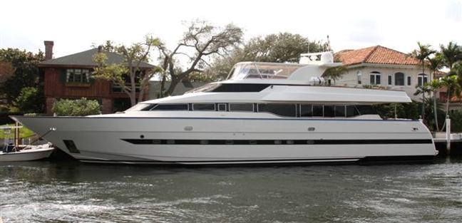 Constellation  Charter Yacht
