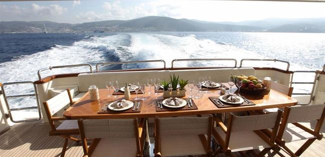 Ileria Charter Yacht - 5