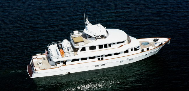 Empire Sea Charter Yacht