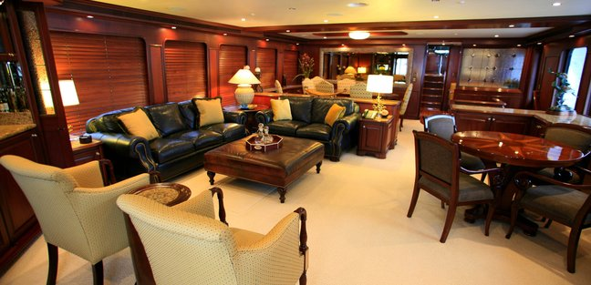 Reflections Charter Yacht - 6