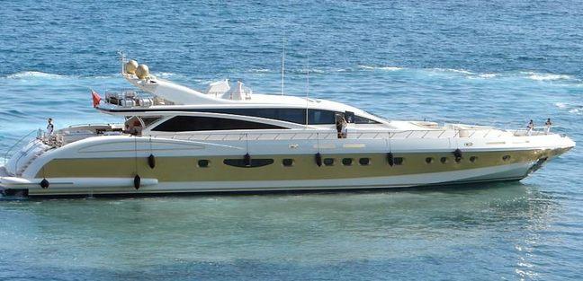 Antelope IV Charter Yacht - 2