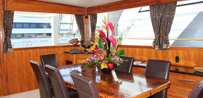 Ms B Haven Charter Yacht - 8