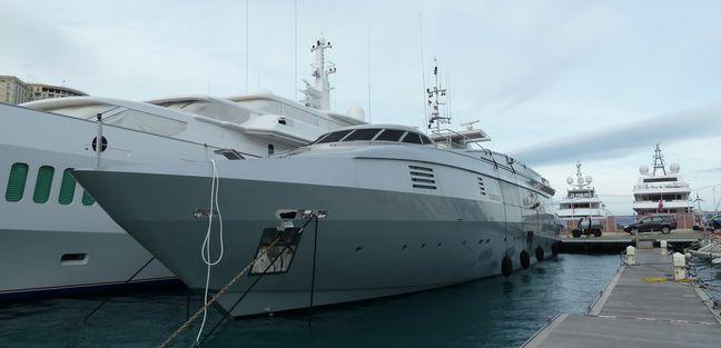 Blue Ice Charter Yacht - 2