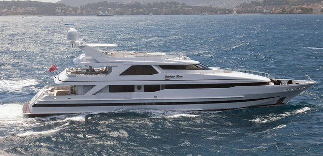 Harbour Moon Charter Yacht