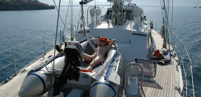Compound Interest Charter Yacht - 3