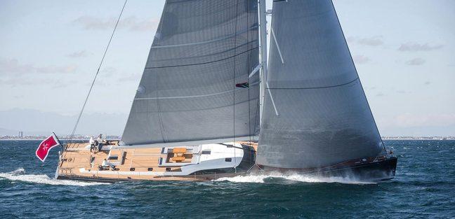 Seawave Charter Yacht