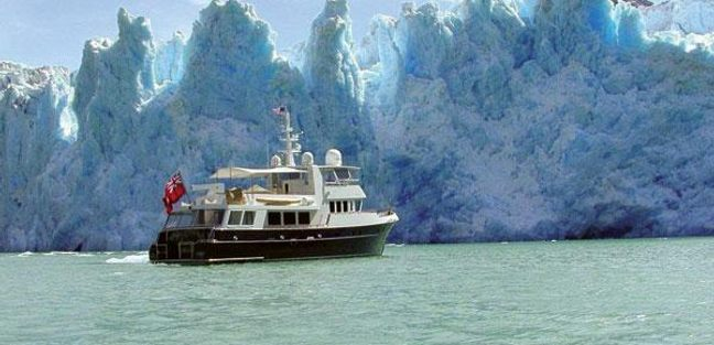 Blue Pearl Charter Yacht