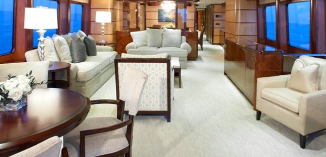 Just Enough Charter Yacht - 7