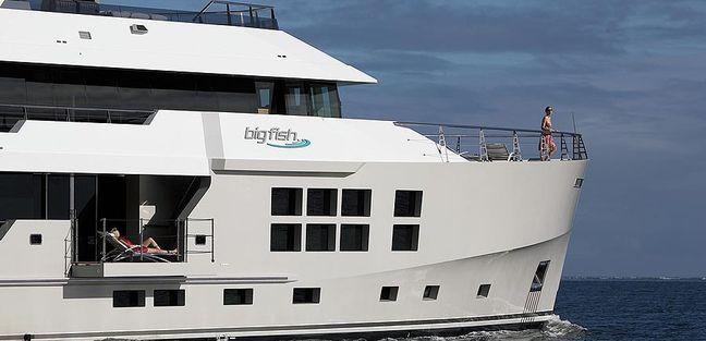 Big Fish Charter Yacht - 7