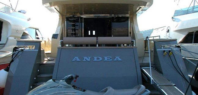 Andea Charter Yacht - 8