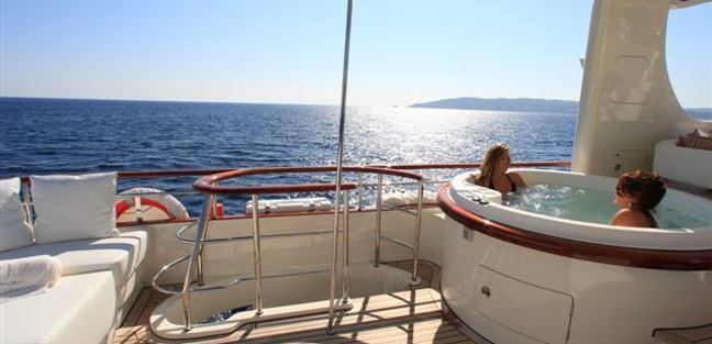 Perla Nero Charter Yacht - 2