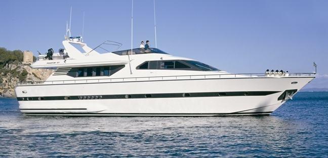 Dorabella Charter Yacht