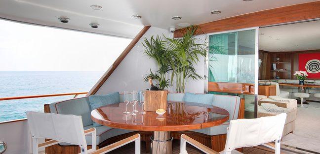 Vespucci Charter Yacht - 4