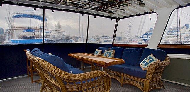 Scorpius Charter Yacht - 2