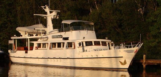 Rudolf Diesel Charter Yacht