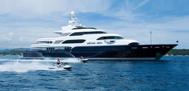 Horizons III Charter Yacht