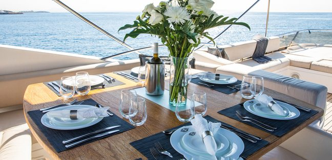 IMOLYAS Charter Yacht - 4