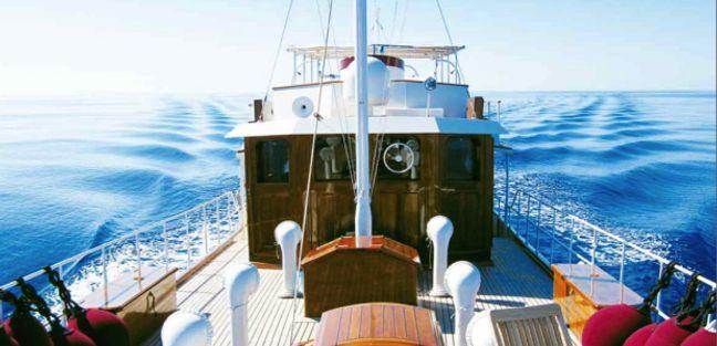 Lady Hertha Charter Yacht - 2