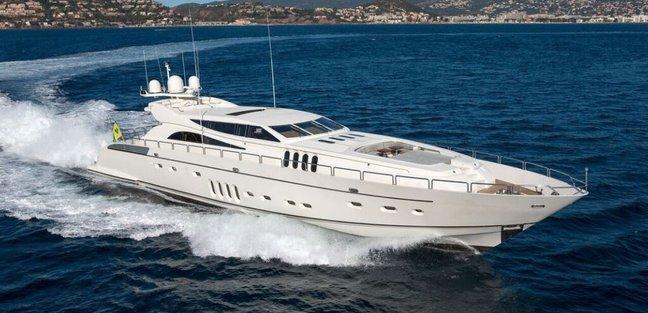 Eol B Charter Yacht