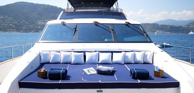 Lady Amanda Charter Yacht - 2