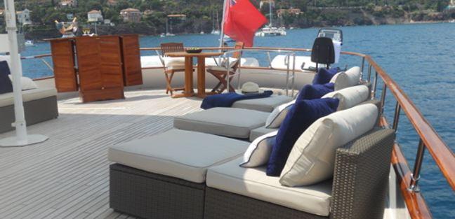Ava Charter Yacht - 8