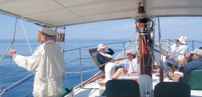 Bonnie Lynn Charter Yacht - 3