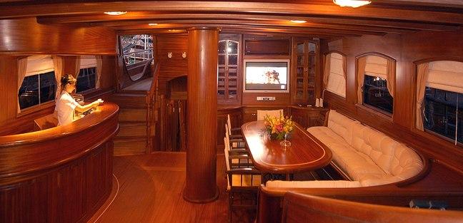 Queen Of Karia Charter Yacht - 4