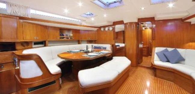 Lupa of the Sea Charter Yacht - 8