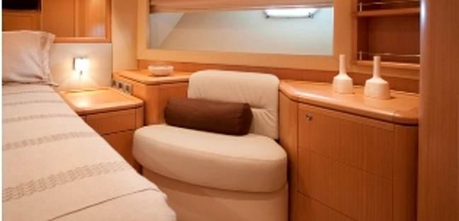 Ferretti 881 2012 Charter Yacht - 3
