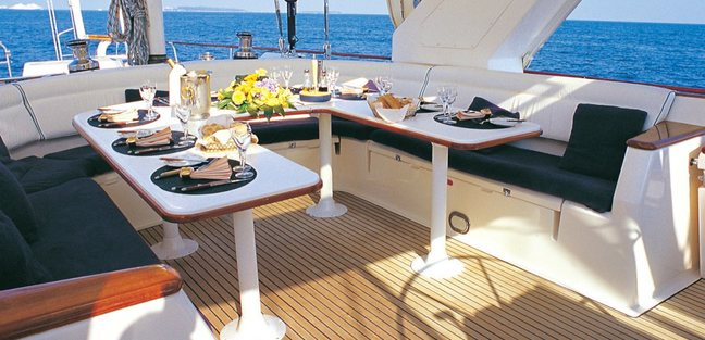 Persistence Charter Yacht - 4