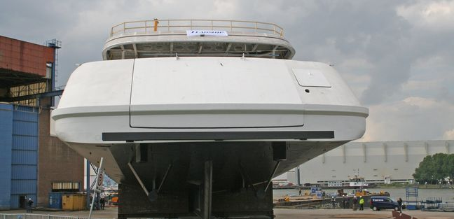 Feadship 816 Charter Yacht - 8