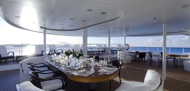Elegant 007 Charter Yacht - 5