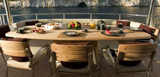 Major Affair Charter Yacht - 4