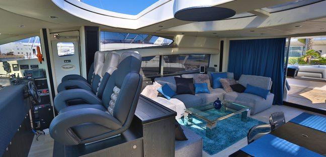 Black Zen Charter Yacht - 7