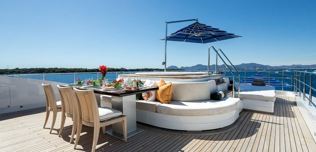 Clicia Charter Yacht - 5