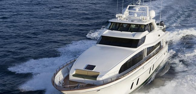 Prince of Tides Charter Yacht - 2