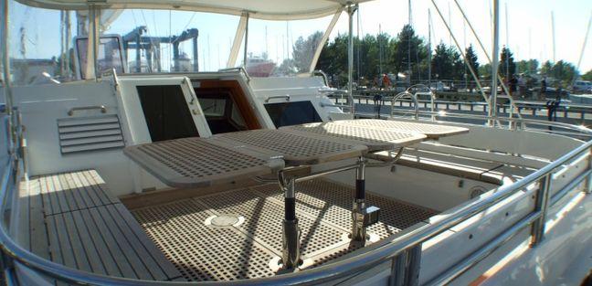 Alta Marea Charter Yacht - 5